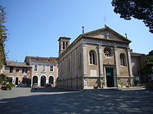 The Cathedral of St. Aurea, where St. Monica is buried