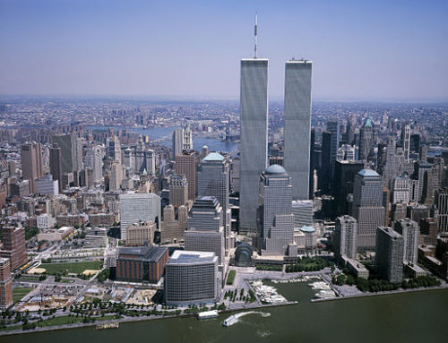 For Our World:  A Child's Profound Reflection on September 11