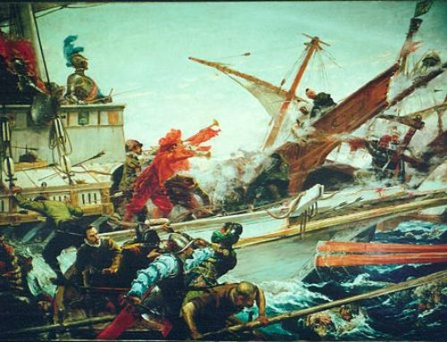 History Repeats Itself: Lepanto and the Current ISIS Crisis