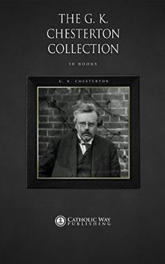 g-k-chesterton-collection