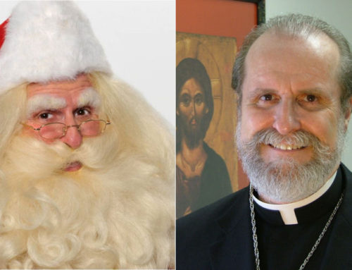 Detroit-Area Catholic Priest Is a Jolly St. Nick