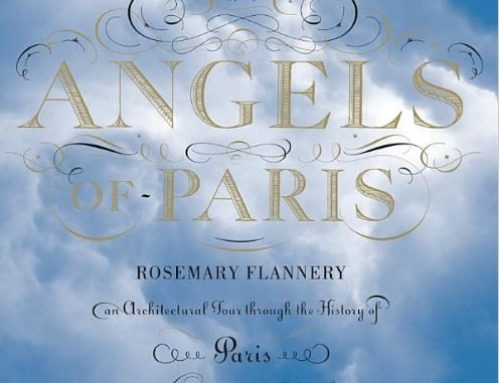 Angels in Paris:  A Picture Book of France's Angelic Places