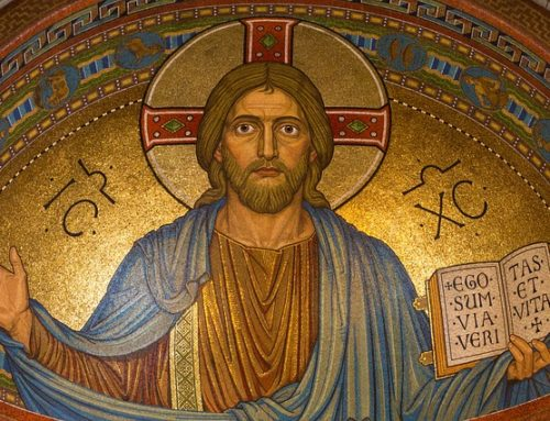 WAS JESUS CREATED? Answers from Nicaea