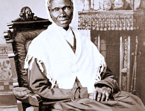 "For International Women's Day:  Sojourner Truth's ""Ain't I a Woman?"""