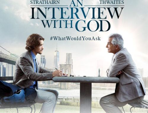 """An Interview With God"" – What Would YOU Ask?"